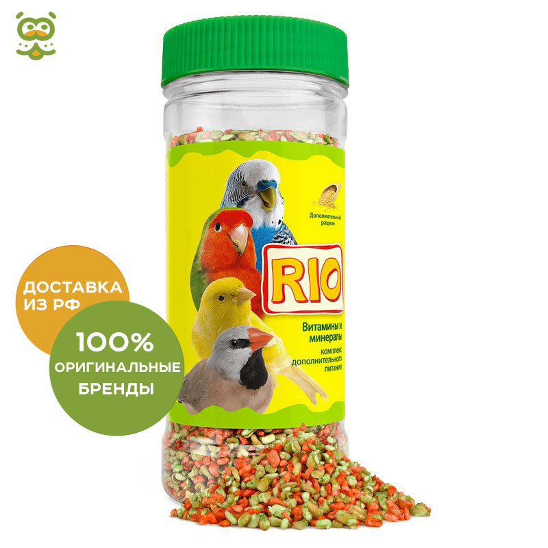 RIO Complex additional power-vitamins and minerals, 220g.