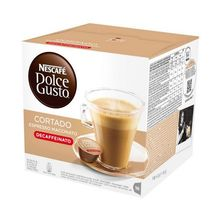 Кофе в капсулах nescaffee dolcegusto 94314 Espresso Macchiato Decaffeinato(16 uds