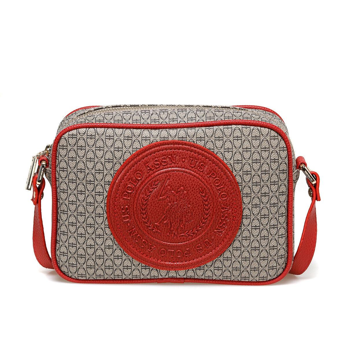 FLO US20218 Mink Women 'S Messenger Bag U.S. POLO ASSN.