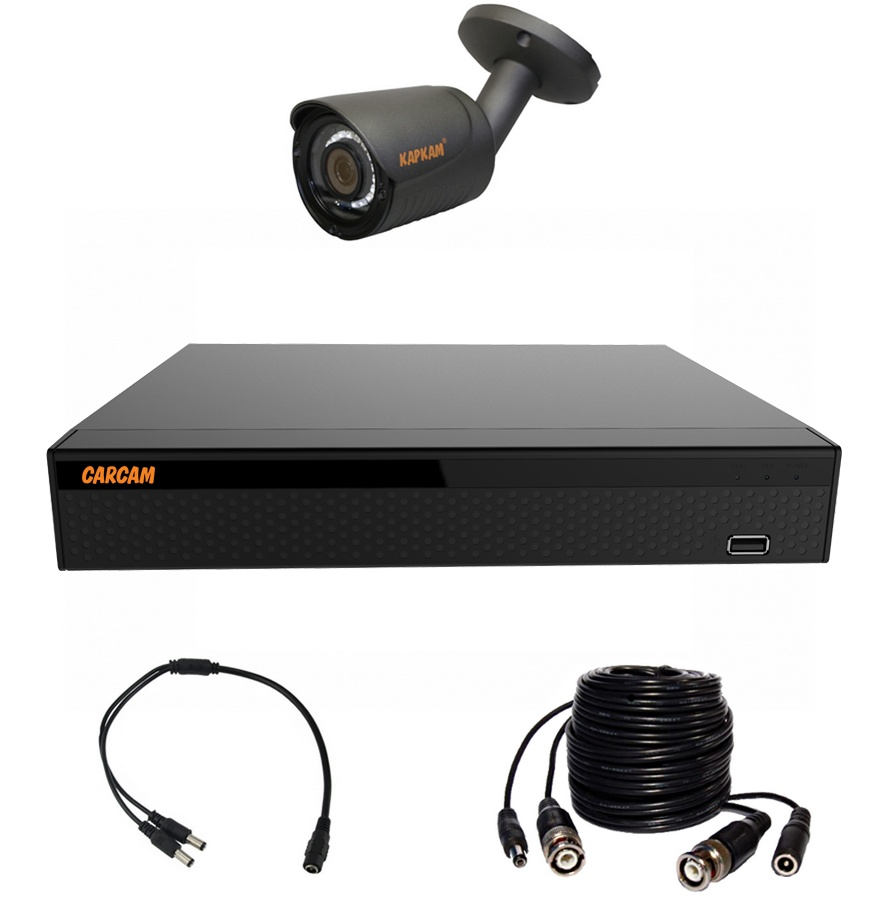 Ready Set CCTV Carcam Video Kit 2m-3