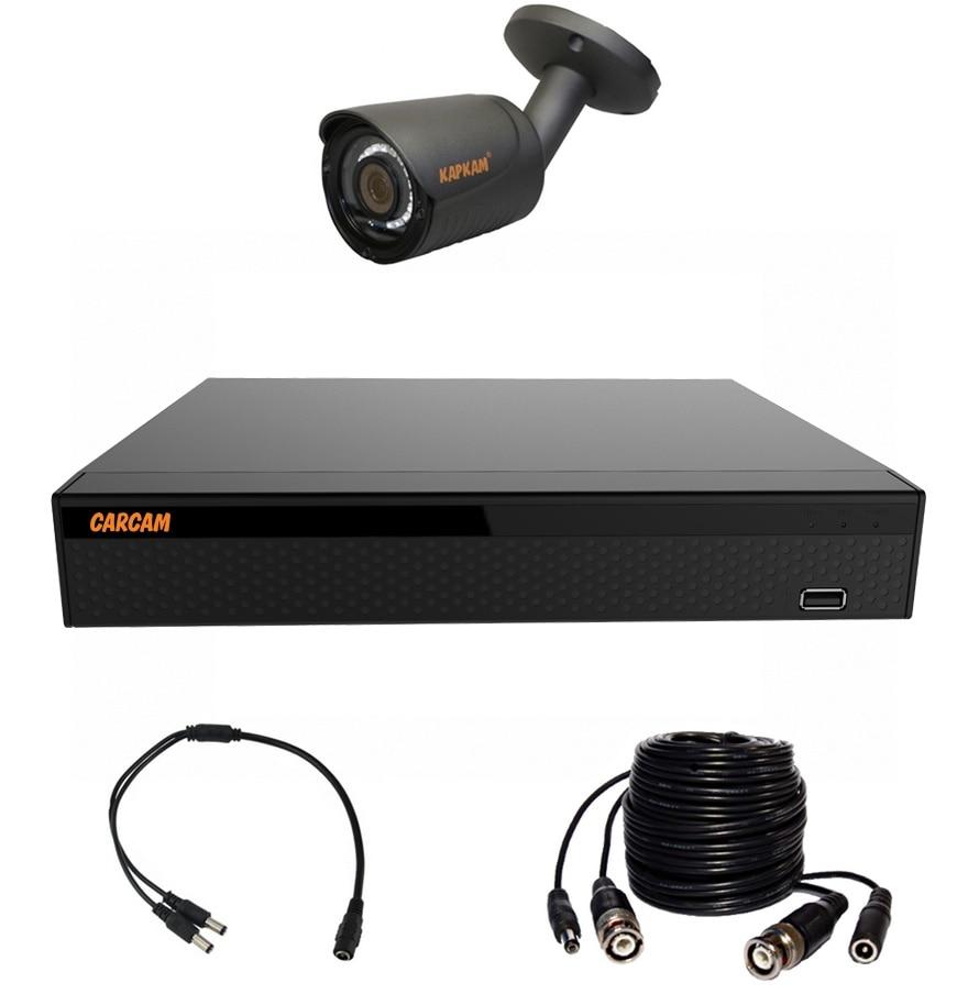 Ready Set CCTV Carcam Video Kit 2m-3