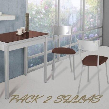 Style de chaise de cuisine