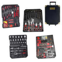 BRIEFCASE TOOLS 'S 356 PIECES * KEYS WITH RATCHET And HEAD HINGE