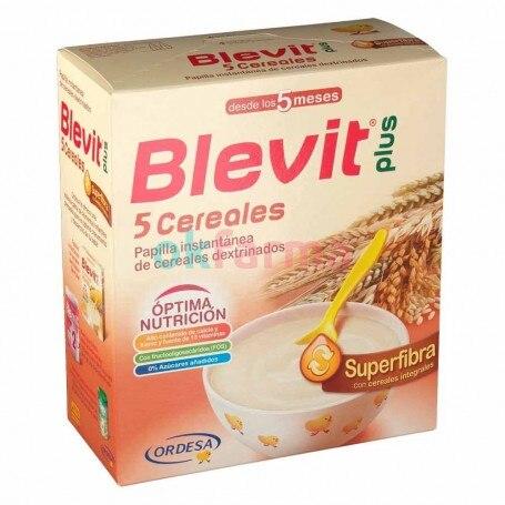 Blevit Plus Supersoft 5-Cereals 600 GR