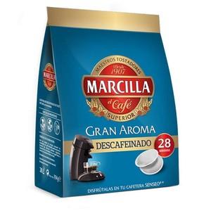 Decaf Marilla coffee, 28 SENSEO monodose