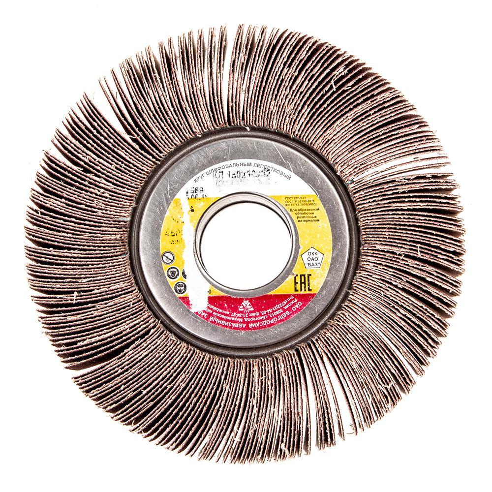 Circle Petal Groove (CL) BELGOROD 150X30X32 Р220 (No. 6)