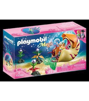 Playmobil 70098 바다 달팽이 장난감 가게와 인어