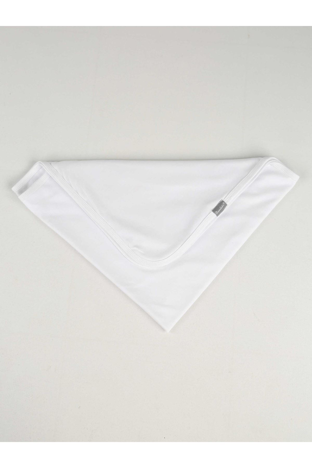 Cream Newborn Baby Blanket