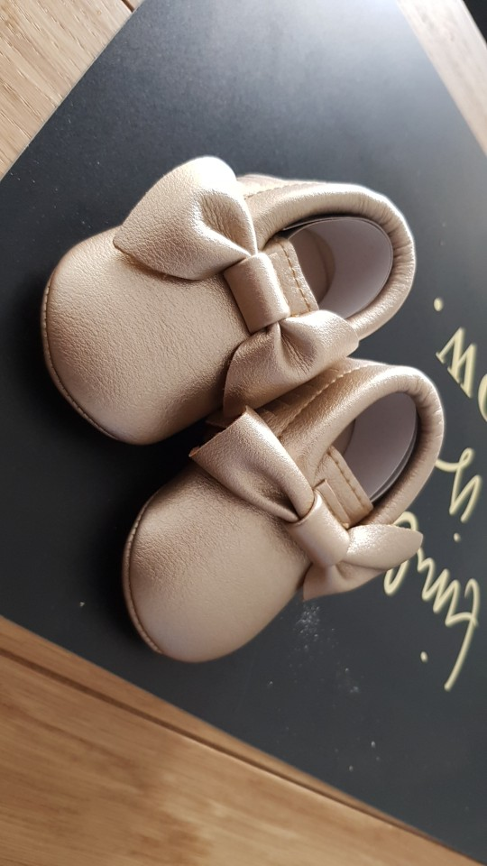 Baby Girl summer shoes for Newborn and toddlers photo review
