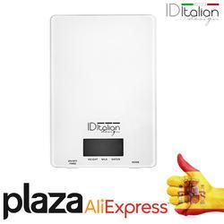 التوازن المطبخ الرقمية شنقا الوزن دي Vidrio عالية ريزيستنشا الالكترونيات الدقة 1G/5 كجم 5000 gr الرقمية مطبخ مقياس