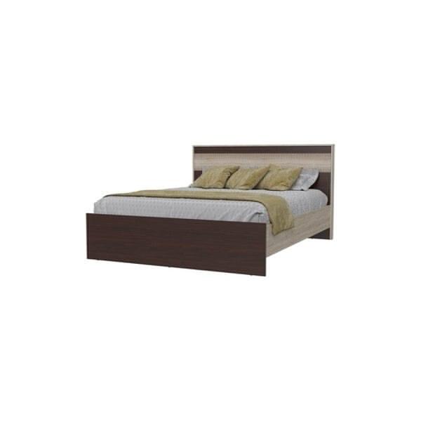 ЛДСП (16 мм)/ЛДСП (16 мм)/Кровать двуспальная «Гранд»