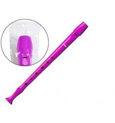 Флейта HOHNER 9508 розовый зеленый и прозрачный чехол