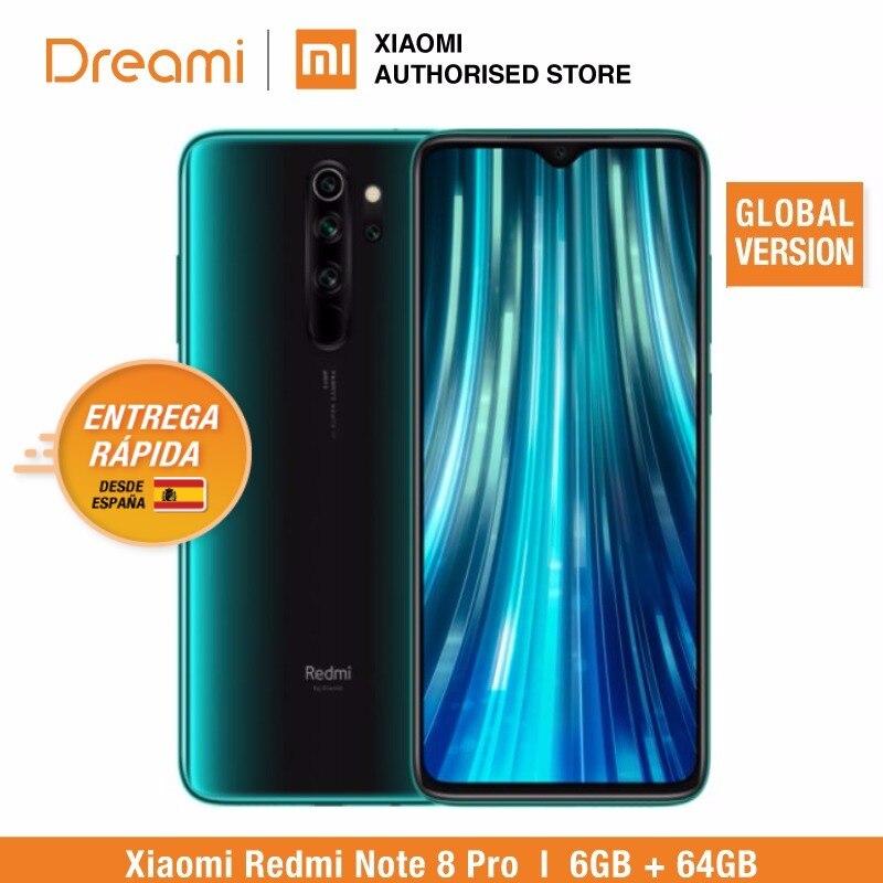 Фото. Глобальная версия Xiaomi Redmi Note 8 PRO 64 Гб rom 6 Гб ram официальная rom, note8pro