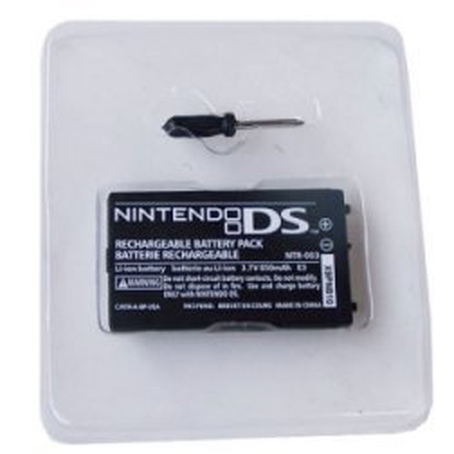 NDS Rechargeable Li-ion Battery