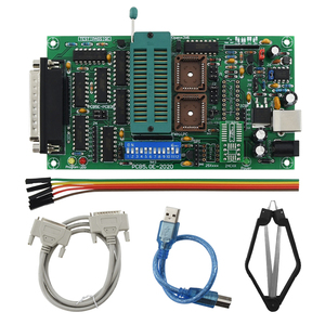 SPI 25xx программатор Willem EPROM, BIOS009 PIC, поддержка 0.98d12, промоакция PLCC32 + SOIC 8-контактный адаптер
