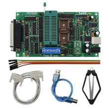 Spi 25xx PCB5.0T 2013 Willem Eprom Programmer, BIOS009 Pic, Ondersteuning 0.98d12, promotie Clip PLCC32 + Soic 8 Pin Adapter