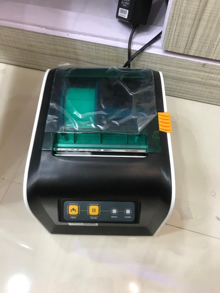 brand new high quality stickers Barcode label printers clothing label printer Support 80mm printing Print speed is very fast|Printers| |  - AliExpress