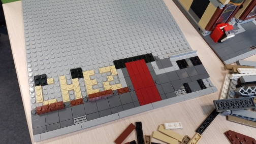 -- Construção Montagem Lepining