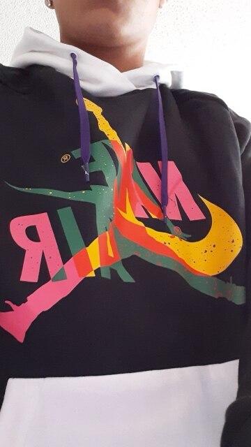 Blusa Nike Air Classics