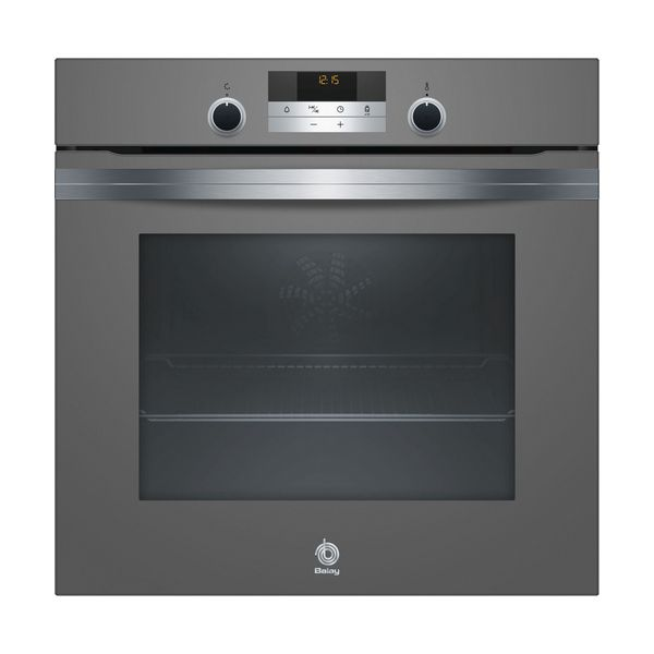 Pyrolytic Oven Balay 3HB5848A0 71 L Aqualisis 3600W Anthracite