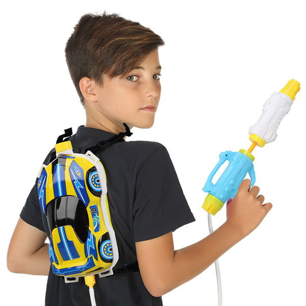Water Pistol With Backpack Tank (28 X 13 Cm) Car