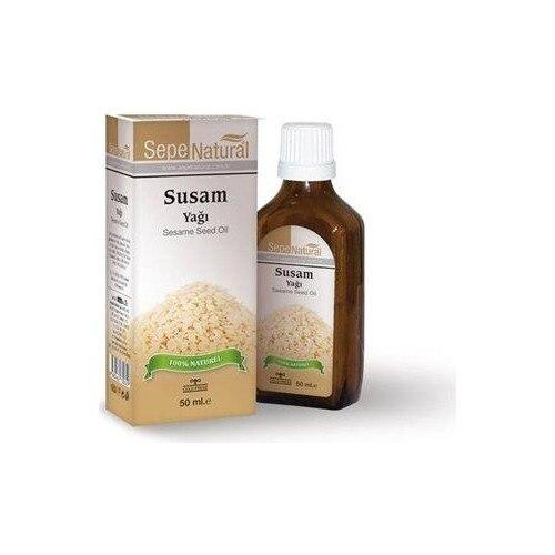 Natural Sesame Oil 25Ml | Sesame Seed Oil | Sesamum Indicum Oleum