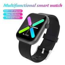 Smart Bracelet Bluetooth Watch Men Fitness Bracelet Sports Tracker Heart Rate Monitor Blood Pressure Wristband For IOS/Android new smart bracelet 2019 fitness tracker heart rate blood pressure monitor ip67 waterproof sports smart wristband men android ios