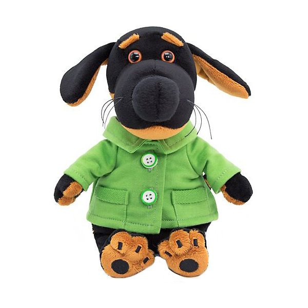 Soft Toy Budi Basa Dog Ваксон Baby In пиджачке, 20 Cm MTpromo