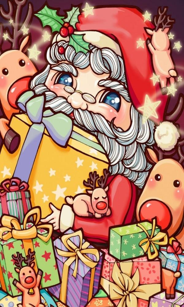 《圣诞老人》封面图片
