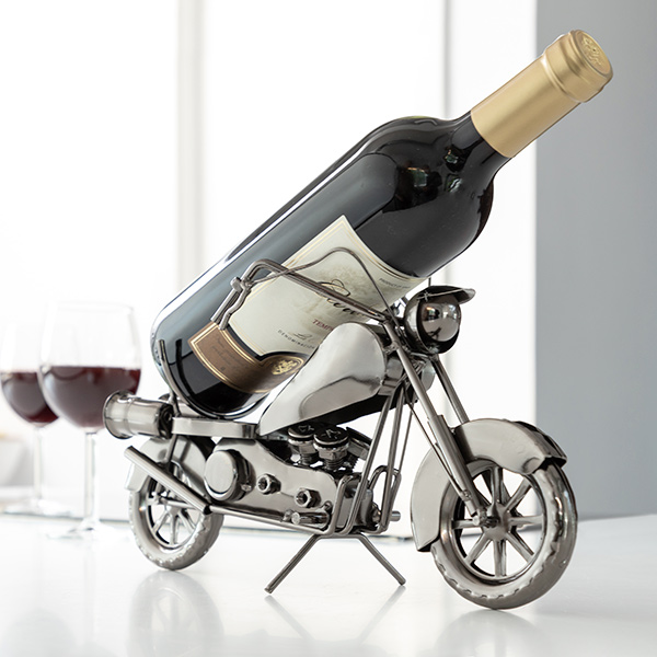 Motorbike Metal Bottle Holder