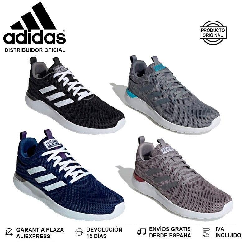 Adidas Lite Racer CLN, Zapatillas para Correr, Hombre, Cordones, Parte Superior Malla, Cloudfoam, OrthoLite NUEVO ORIGINAL|Zapatillas de correr| - AliExpress