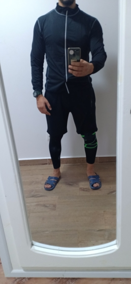 -- Homens Compressão Sportswear