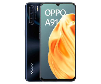 OPPO A91 2020 LIGHTENING BLACK MÓVIL 4G DUAL SIM 6.4 ''AMOLED FHD +/8CORE/128GB/8GB RAM/48 + 8 + 2 + 2MP/16MP
