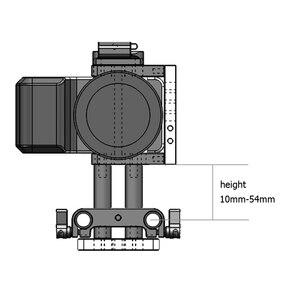 """Image 5 - SmallRig Hợp Kim Nhôm Cần 15Mm 2.5 Inch 64Mm 1/4 """" 20 Luồng Cho Kẹp Gắn 1590"""