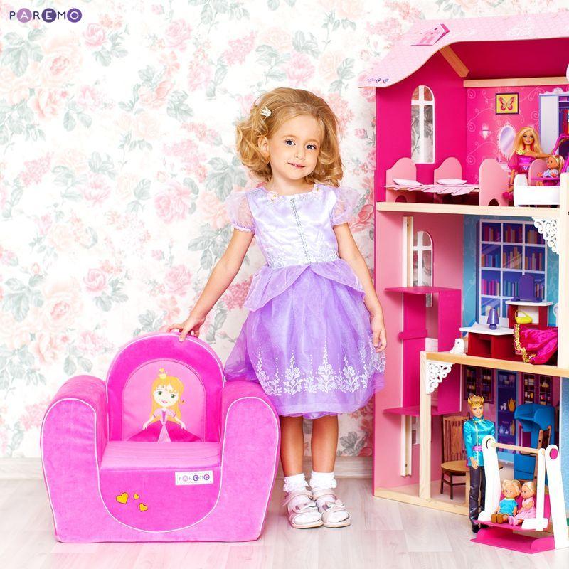 Children's Sofas PAREMO  Soft Armchair \