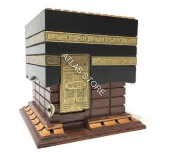 Kaaba modele Kaaba drewniany Model 20 #215 20 cm tanie i dobre opinie Unbranded