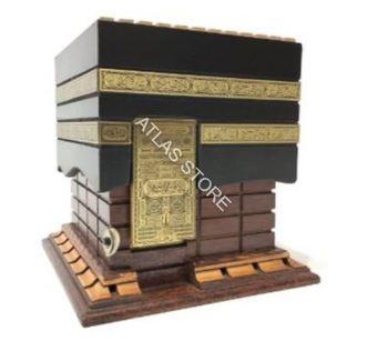 Kaaba modele Kaaba drewniany Model 30 #215 30 cm tanie i dobre opinie Unbranded