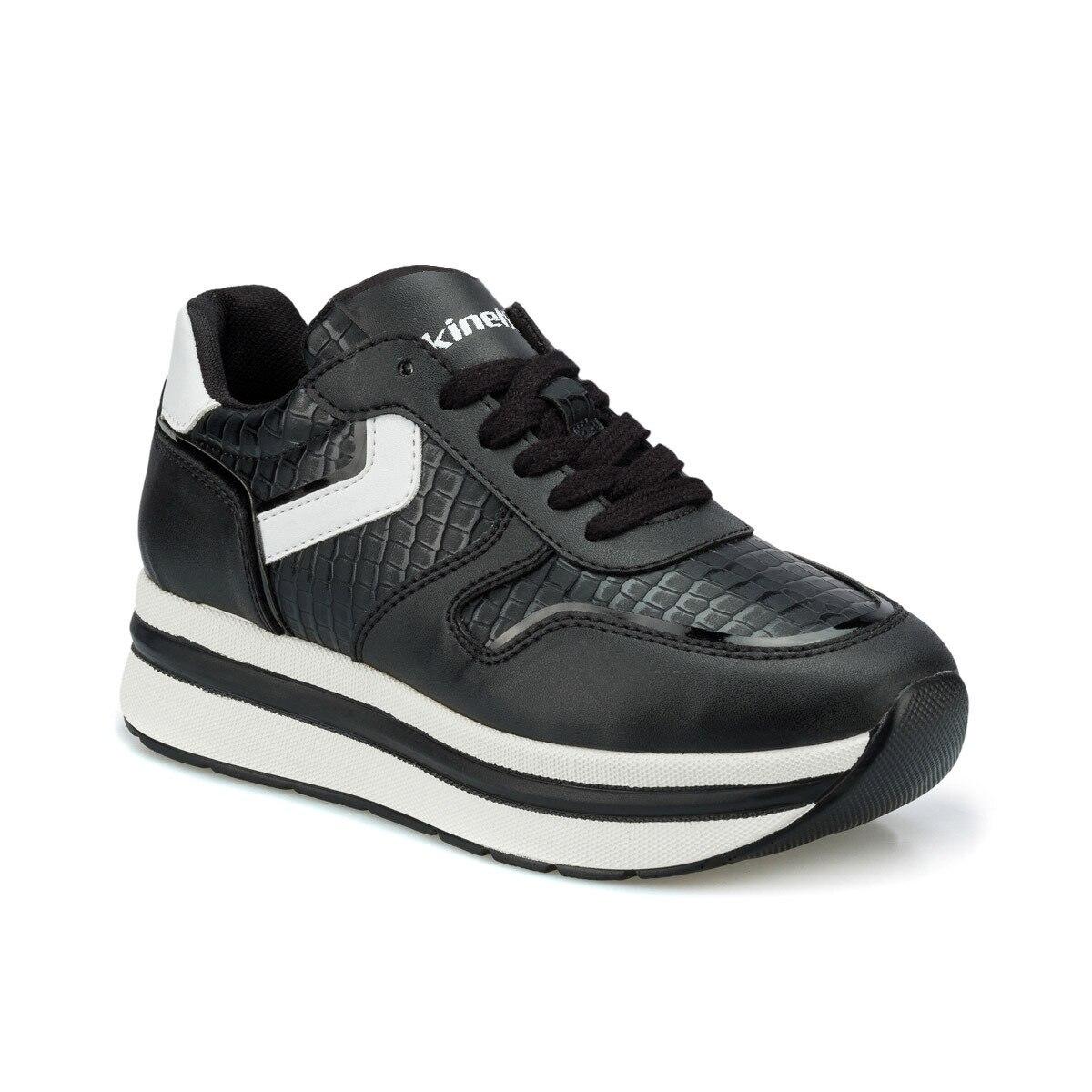 FLO MABEL Black Women 'S Sports Shoes KINETIX