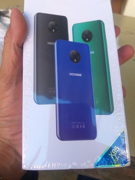 Doogee X95 - Android 10 - 16GB - Câmera Tripla 13MP