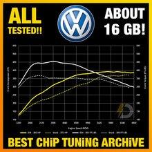 Volkswagen ecu mapa tuning arquivos sobre 16 gb fase 1 + fase 2 remap arquivos coleção testado volkswagen chip tuning