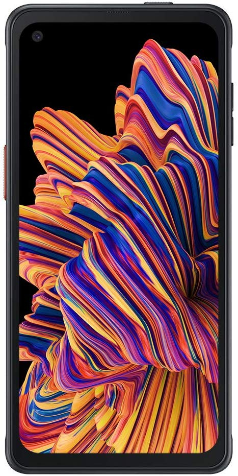Phone Samsung Galaxy X Cover Pro, Black Color, 64 GB ROM, 4 GB RAM, Dual Sim, 6,3. Back Camera