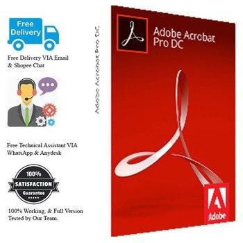 Adobe Acrobat Pro DC - 2020 - For MacOS Full version - Lifetime