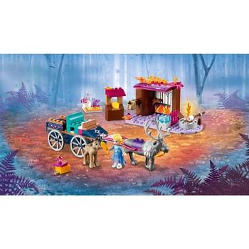 Конструктор LEGO Disney Frozen Дорожные приключения Эльзы 4