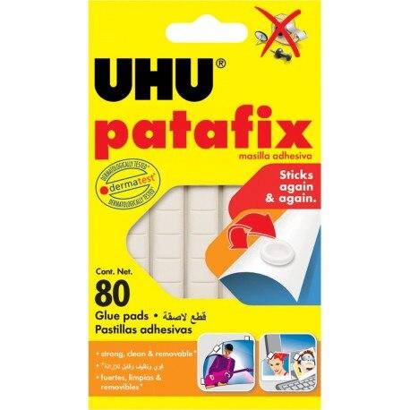 PUTTY ADH 80 PZ REUT PRECUT PATAFIX UHU