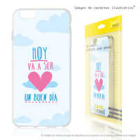 FunnyTech®Stand case for Huawei Matte Silicone 10 Lite L design design sentence