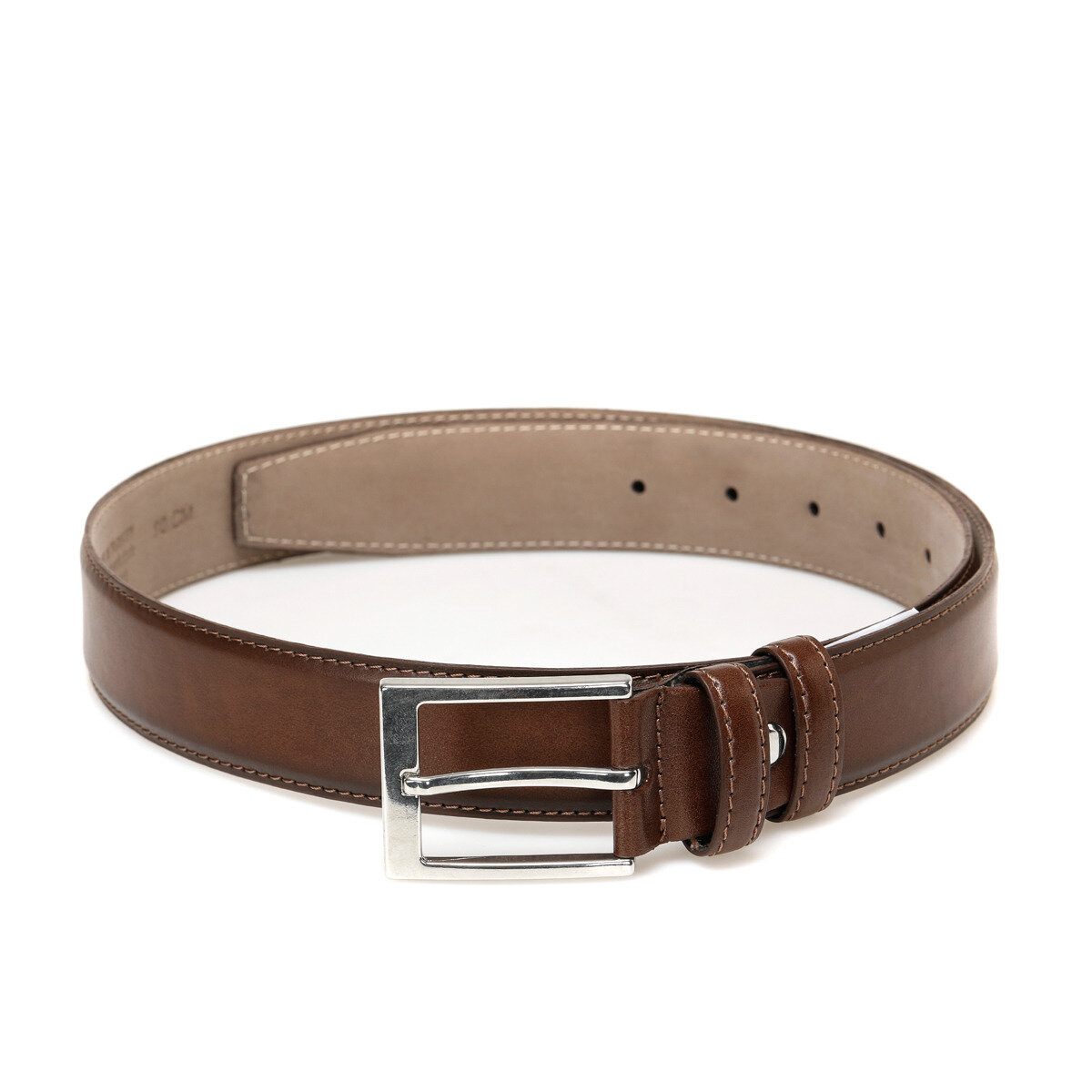 FLO 20M RS BB KHV KMR Brown Men 'S Belt Garamond
