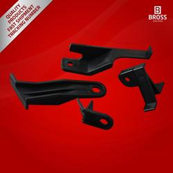 Bross BHL507 Headlight Headlamp Housing Repair Kit Left Side for Corolla 2014-On