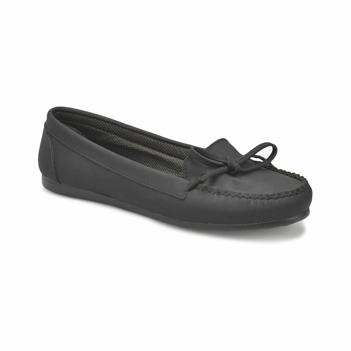 FLO DS17031-18S Black Women Dress Shoes Miss F