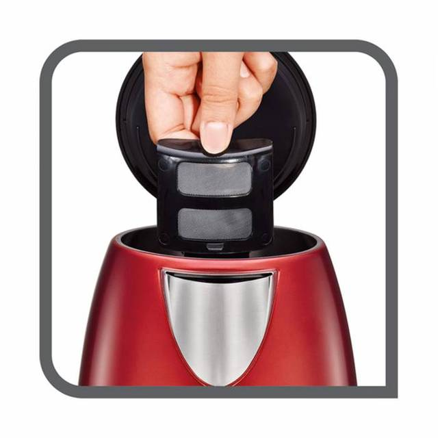 Tefal Subito Kettle Red Select | Water Heater | water cooking