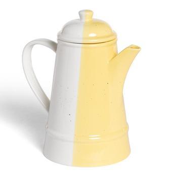 SKLUM- Tetera Tracya de cerámica de alta calidad, uso en lavavajillas y...